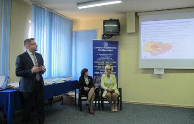 Inauguracja grantu dla szkół zawodowych w Starachowicach