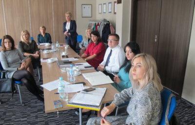 Spotkanie platformy współpracy grantobiorców