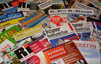 czasopisma branżowe